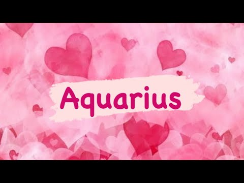 AQUARIUS~THEY WILL CONFESS..DESIRING TO BE WITH YOU..A New Start Is Coming ❤️ Mid January 2021