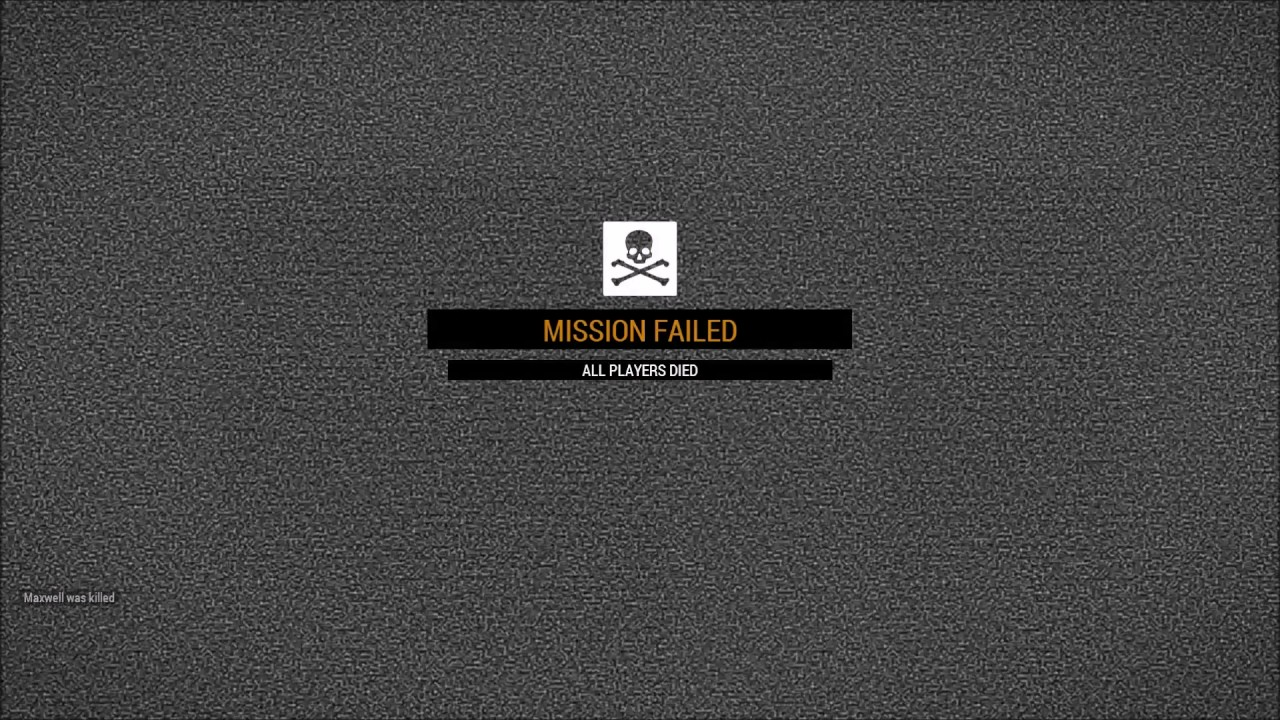Arma 3: How to fix mission failed when all players are dead