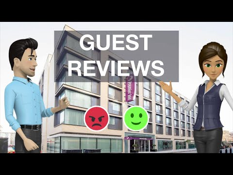 Premier Inn London City - Aldgate 3 ⭐⭐⭐ | Reviews Real Guests Hotels In London, Great Britain