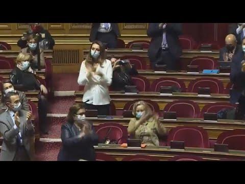 Ֆրանսիայի Սենատն ընդունեց բանաձևը, որով կառավարությանն առաջարկում է ճանաչել Արցախը