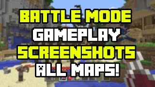 Minecraft (Xbox 360/PS3) Gameplay - Minecraft Battle Mode Mini Game - Beta Confirmed All Maps(Minecraft Battle Mode Mini Game is dropping this June! I was invited by Microsoft to play in beta and man it is amazing! -------------- Hit Me Up On ..., 2016-05-26T23:43:00.000Z)