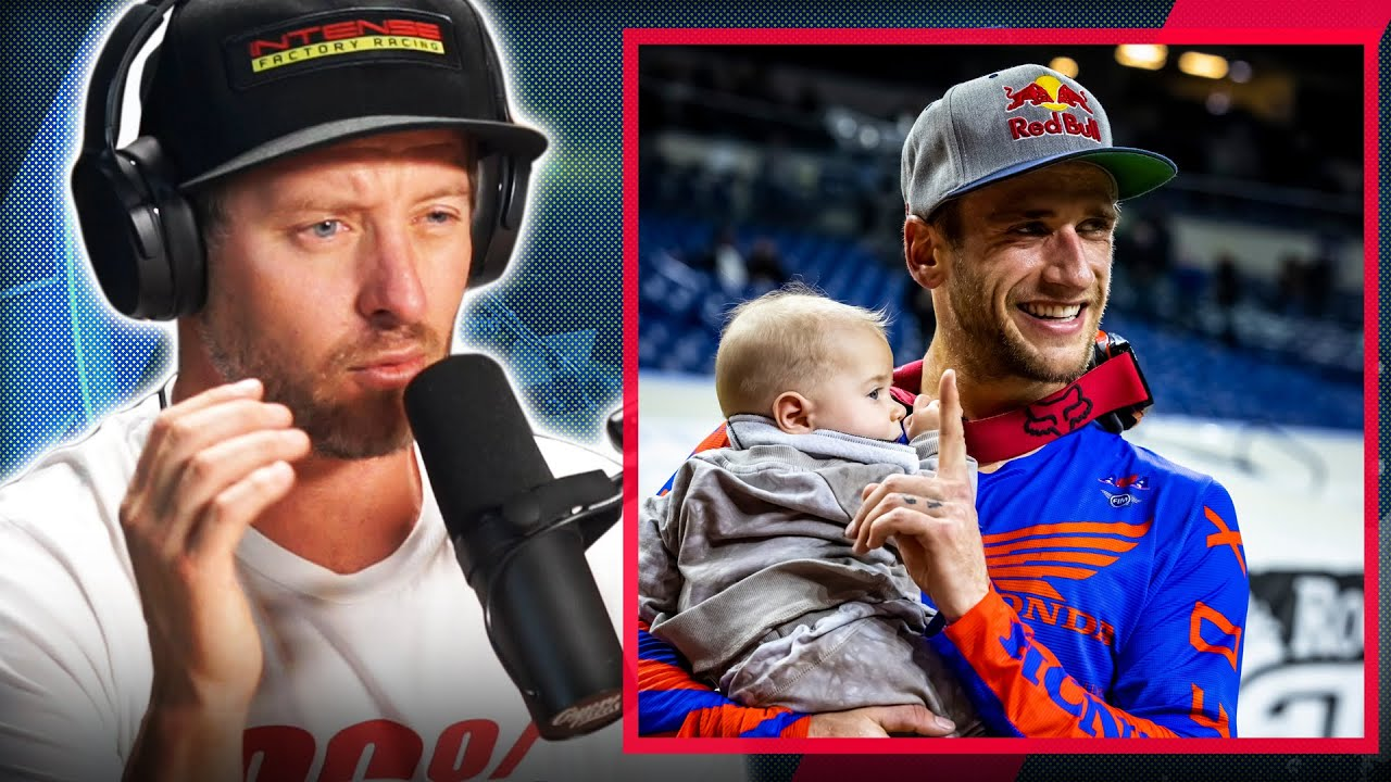 """Tomac won his first title as a dad"" Does Ken's 2021season have anything to do with his new role"