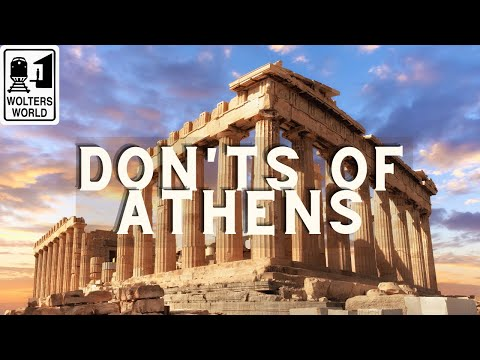 Athens: What NOT to do in Athens, Greece