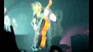 Apocalyptica - Fight Fire With Fire (Transbordeur 05/12/07)
