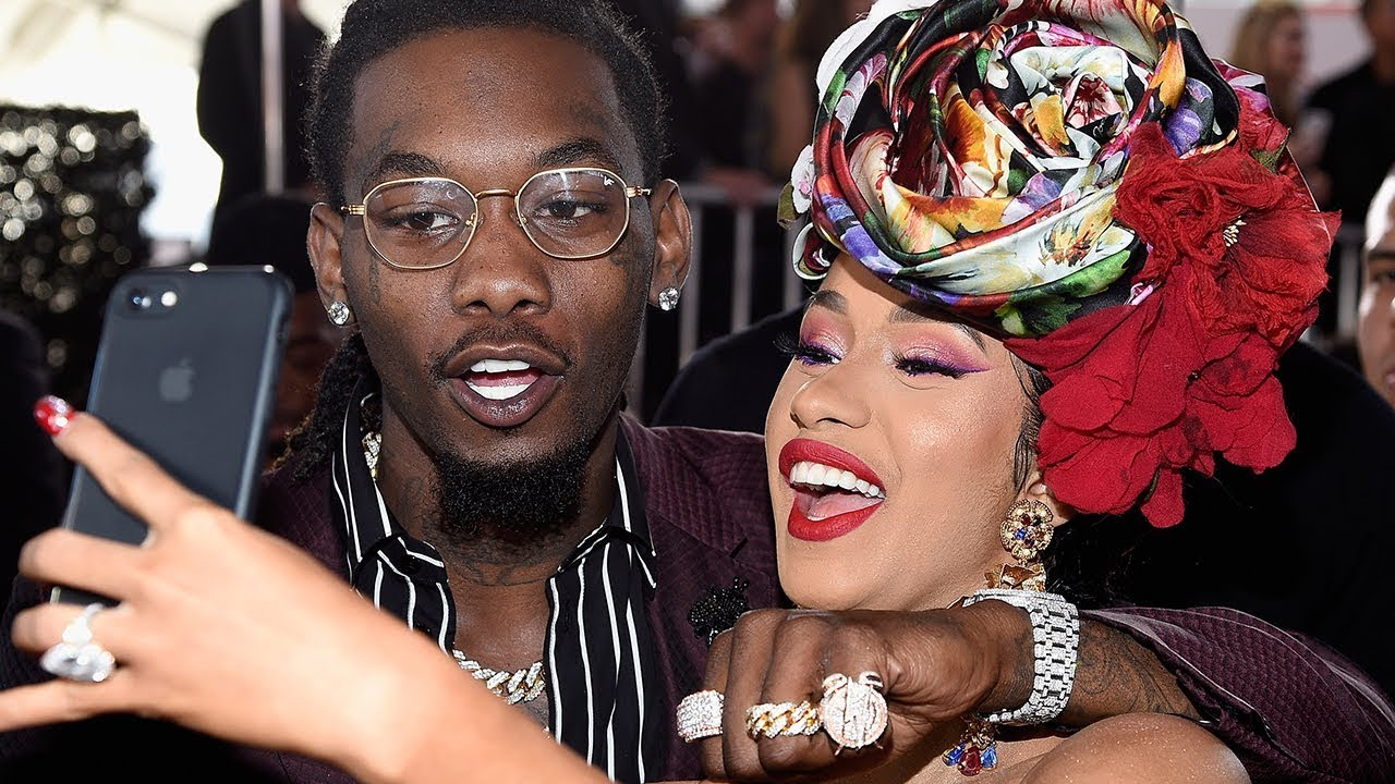 Cardi B Offset Could Be Fully Back Together Very Soon: Cardi B READY To Reconcile With Offset According To Her
