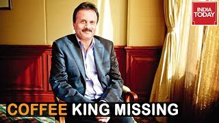 CCD Founder VG Siddhartha Still Untraceable; Disappeared Over Debt? | India First