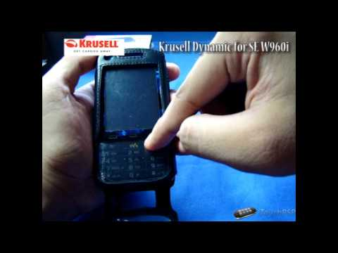 Review: Krusell Dynamic for Sony Ericsson W960i