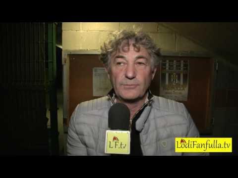 IL Presidente del CavenagoFanfulla Luigi Barbati spegne le polemiche