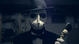 Relaxation Session 3 with Corvus D. Clemmons, ASMR Plague Doctor
