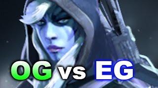 OG vs EG - Crazy Games TI6 Group A Dota 2