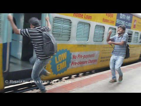 Train Journey To Hyderabad  Bengaluru  Kacheguda Express