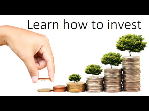 How to invest in stocks and bonds for beginners