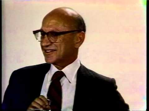 Milton Friedman - Consumer Protection