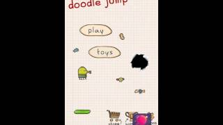Doodle jump-Near to brake my HIGH SCORE