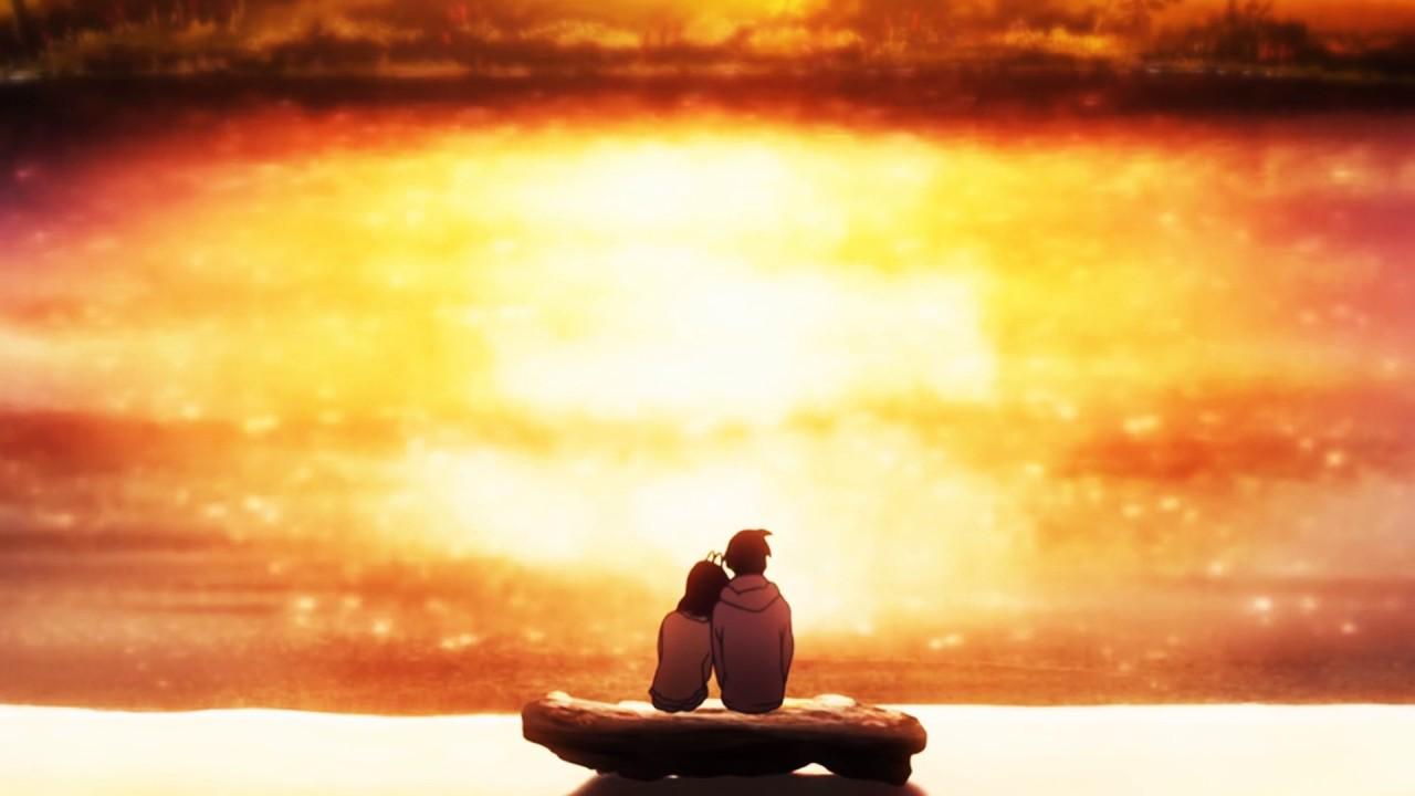 Live Anime Wallpaper Clannad Snowfield Remix Hd 1080p