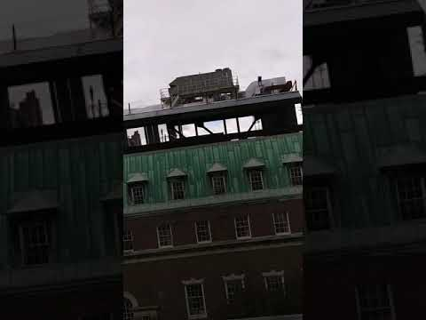 MANHATTAN COUNTRY SCHOOL NOISE POLLUTION