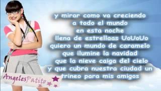 Atrevete a Soñar  -Mundo de Navidad // With Lyrics