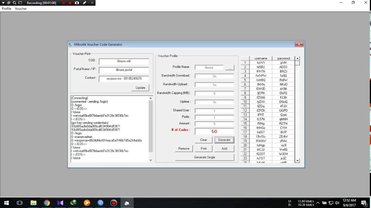 mikrotik vb6 api code generator