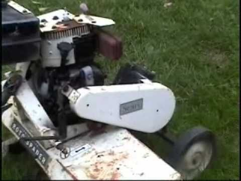 Sears RotoSpader with 3 point hitch YouTube