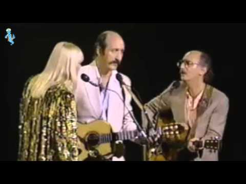 The legendary Peter, Paul & Mary - 3 Songs for you / remastered with LyRiCs