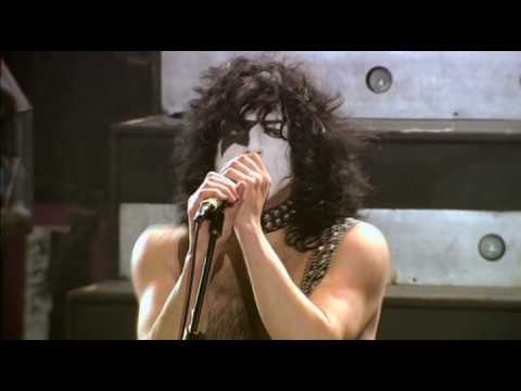 KISS - God Gave Rock And Roll To You II - Rock The Nation Tour - original Sound