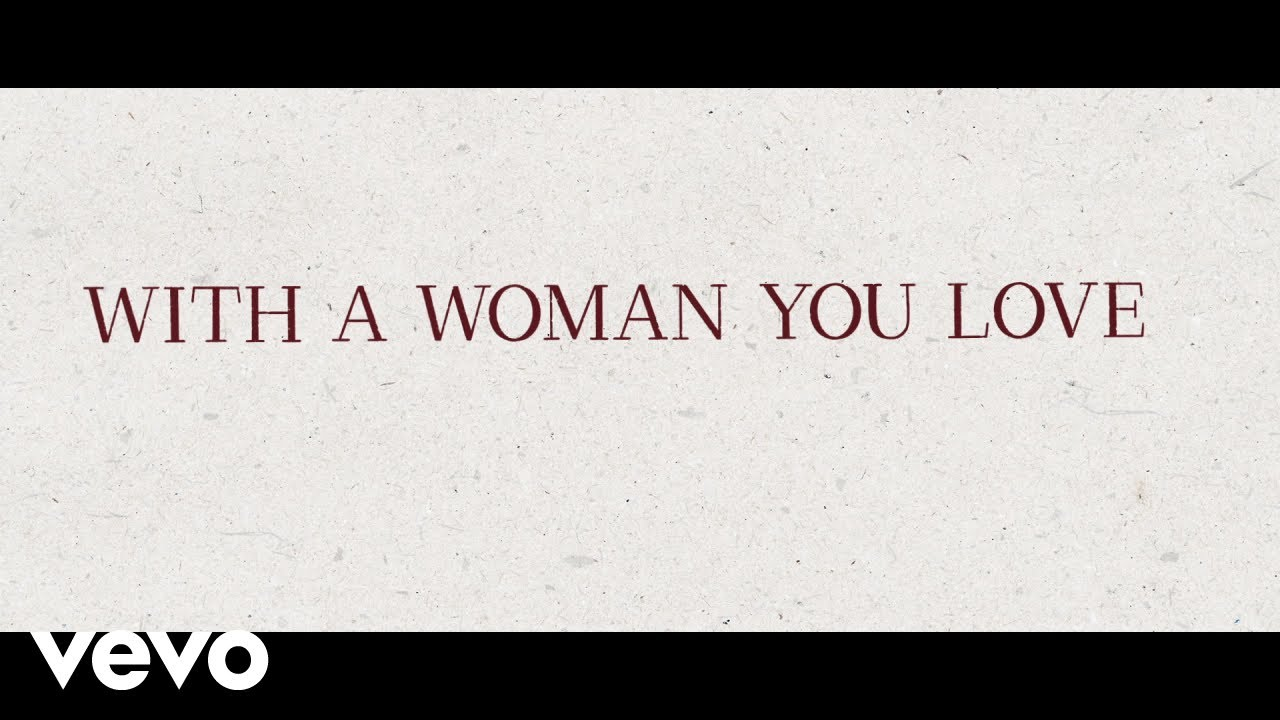 Justin Moore - With A Woman You Love