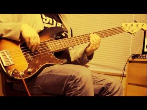 Frank Ocean \\\ Super Rich Kids (feat. Earl Sweatshirt) Bass Cover