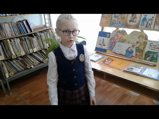Изображение предпросмотра прочтения – ЕкатеринаКоннова читает произведение «Сказка Курочка Ряба» (Русский фольклор )