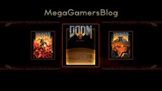 DOOM 3 BFG Edition - Singleplayer Gameplay HD - GTX 670