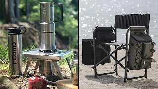 Top 15 Next Leטel Camping Gear & Gadgets On Amazon 2021