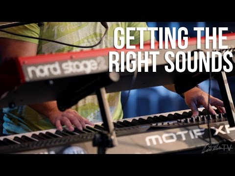Getting the Right Sounds | Worship Keyboard Workshop