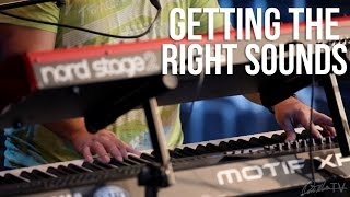 Download Getting the Right Sounds | Worship Keyboard Workshop