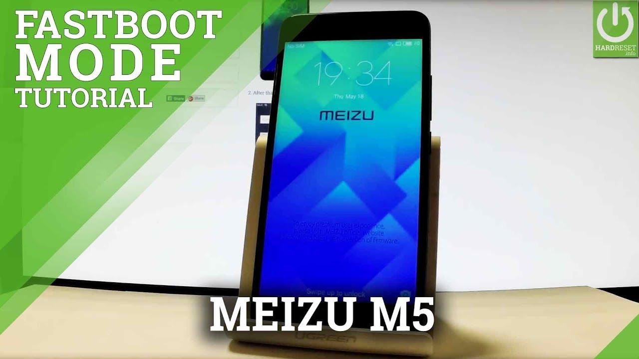 Fastboot Mode MEIZU M2 Note - HardReset info