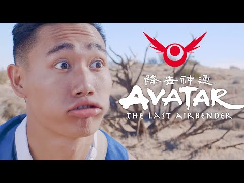 Avatar The Last Airbender Live Action - Sokka's Cactus Juice