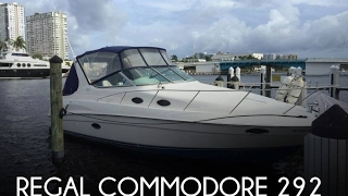 [SOLD] Used 1996 Regal COMMODORE 292 in Pompano Beach, Florida