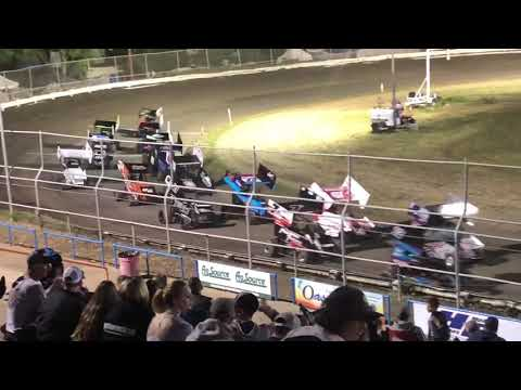 Plaza Park Raceway 4/12/19 Restricted Main