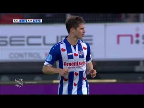 Eredivisie speelronde 5: Excelsior - sc Heerenveen