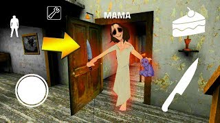 ДЕЛАЮ ФИНАЛЬНУЮ КОНЦОВКУ ПРОТИВ МАМА ГРЕННИ - Playing Mama in Granny