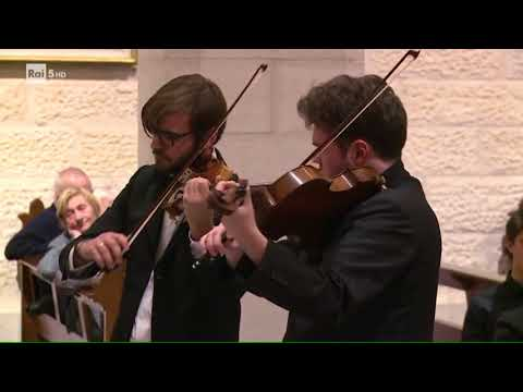 Haendel-Halvorsen: Passacaglia for Violin and Viola