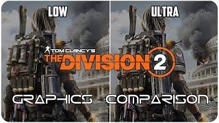 Download Pc Graphics Comparison Tom Clancy S The Division 2