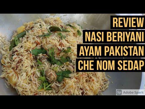 review-nasi-beriyani-ayam-pakistan-resep-che-nom-best-guna-pressure-cooker-dan-kuali-cookline