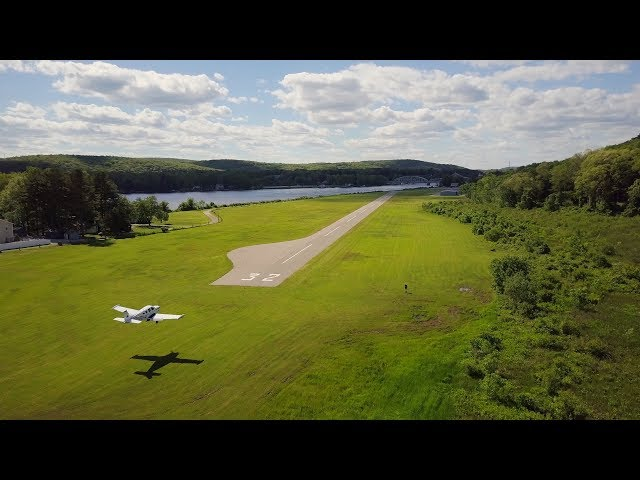 Epic Short Runway on the River