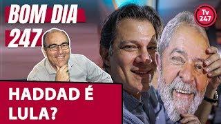 Baixar Bom dia 247 (5/8/18) – Haddad é Lula