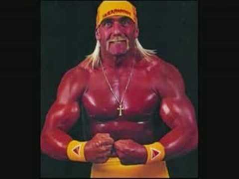 Hulk Hogan Theme - I Am A Real American