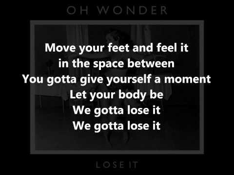 Oh Wonder - Lose It [Lyrics]
