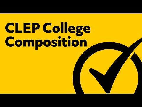 Free In-depth CLEP College Composition Study Guide
