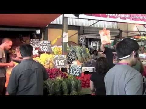 Santiago Sunday Market
