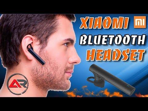 Гарнитура Xiaomi Mi Bluetooth Headset Youth Edition. Полный обзор + настройка