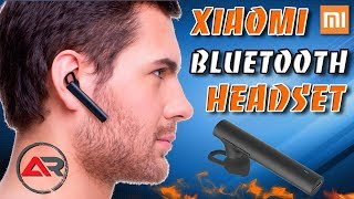 гарнитура xiaomi mi bluetooth headset youth edition. Полный обзор  настройка
