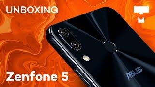 Asus Zenfone 5: Unboxing e primeiras impressões - TecMundo